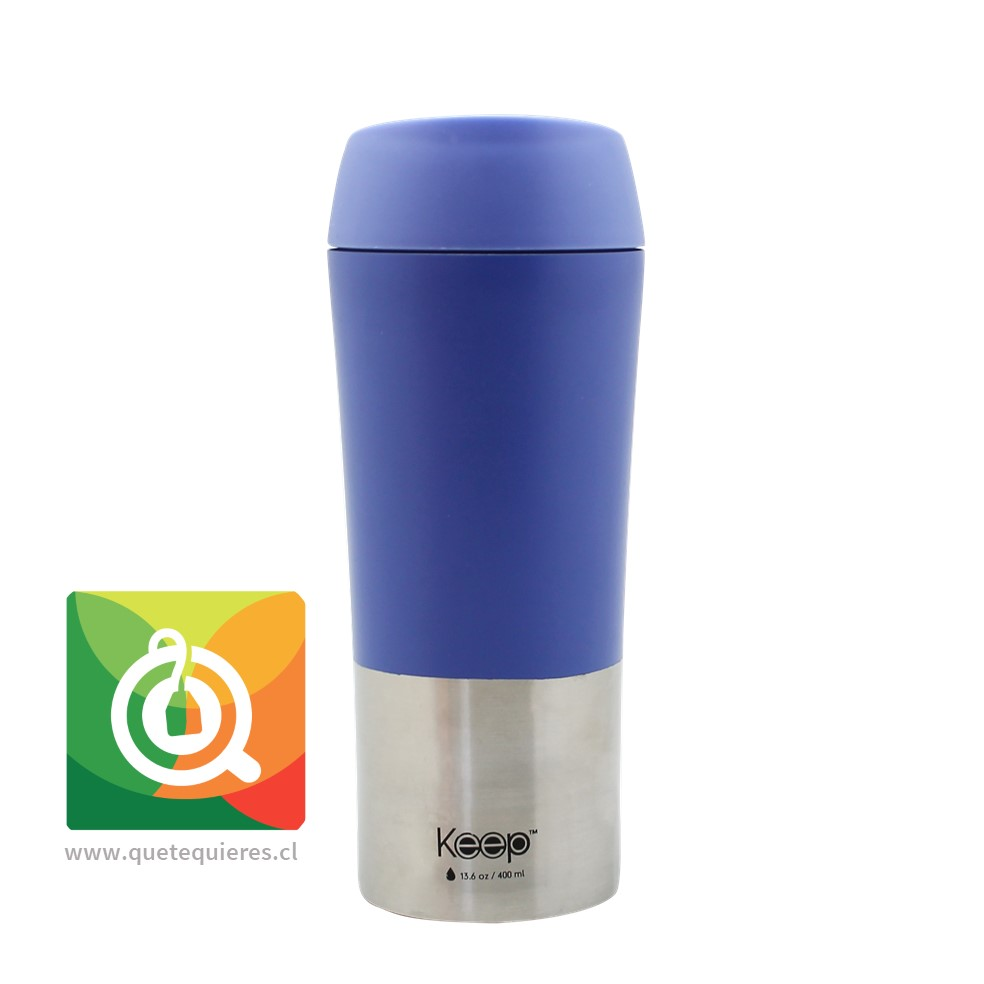 Keep Mug On The Go 400 ml Morado