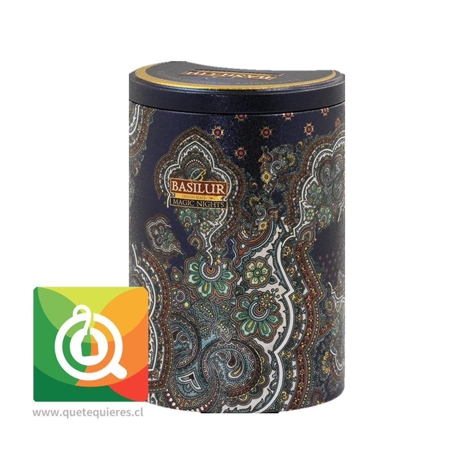 Basilur Lata Té Negro Magic Nights - Oriental Colection