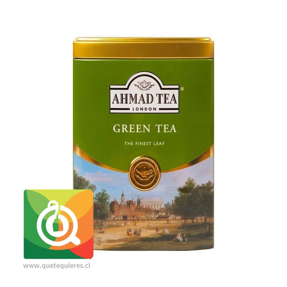 Ahmad Lata Té Verde