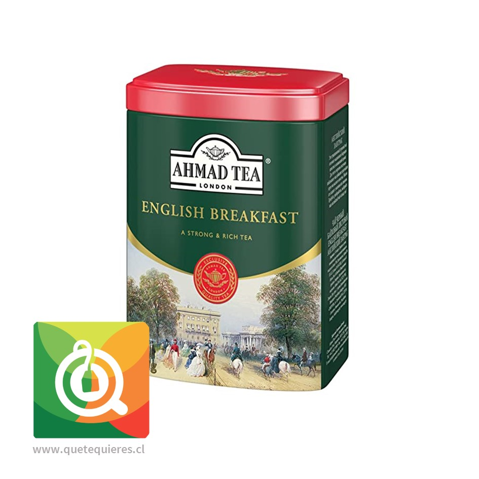 Ahmad Lata  Té Negro English Breakfast