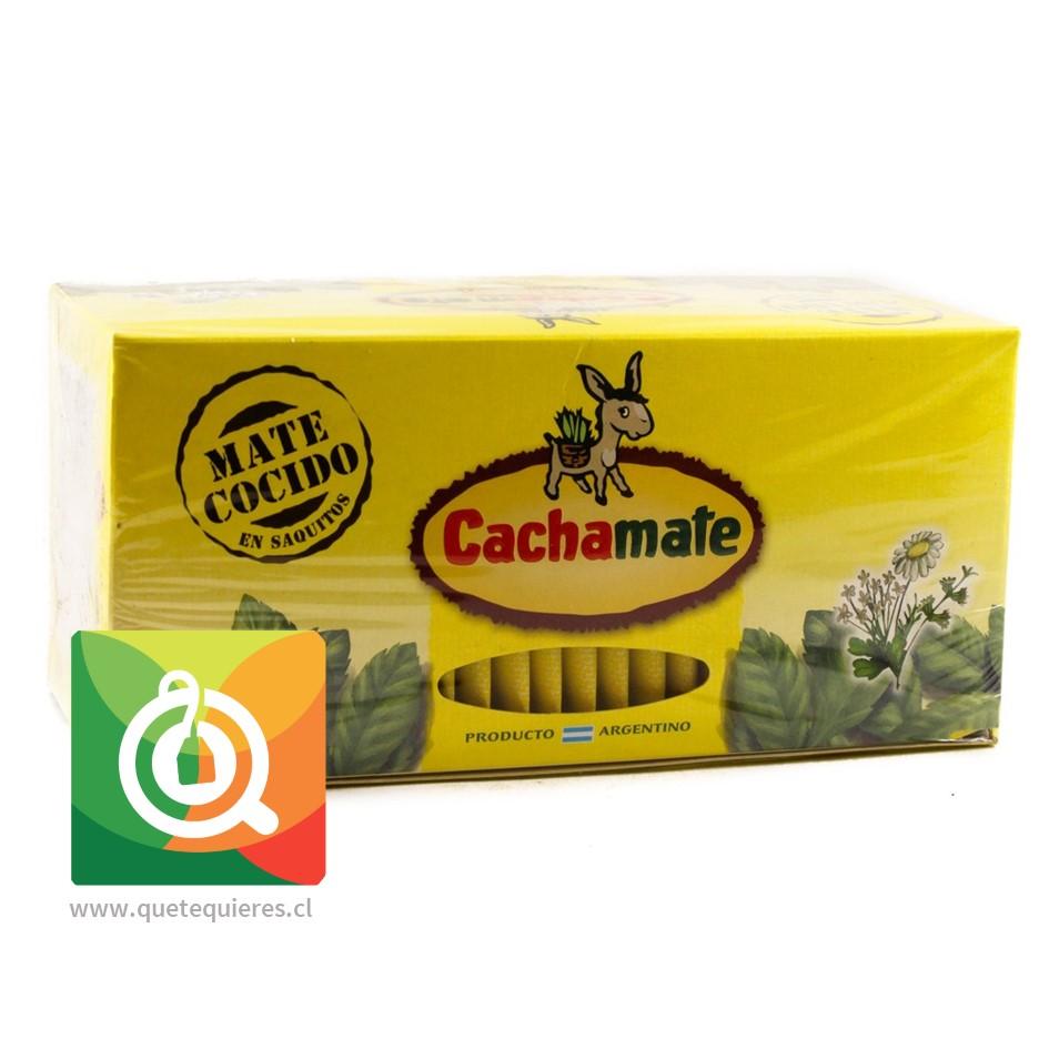 Cachamate Mate Cocido con Mezcla de Hierbas en Bolsitas- Image 2