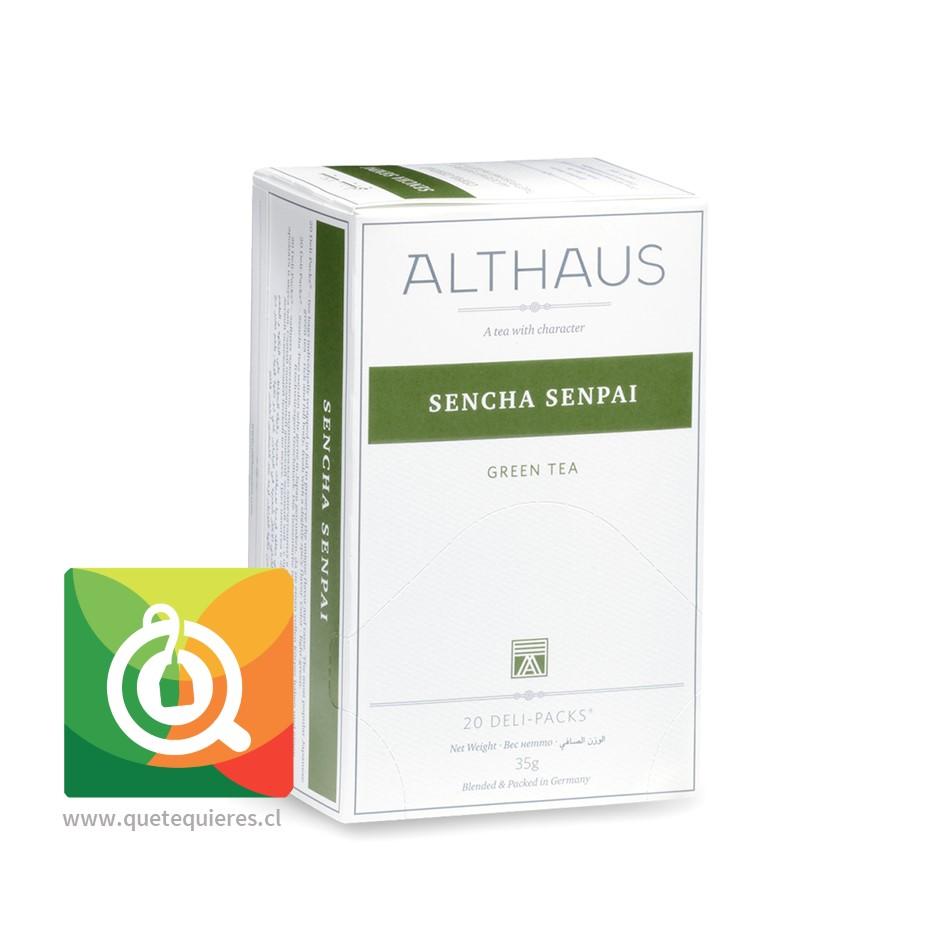 Althaus Té Verde Sencha Senpai- Image 1