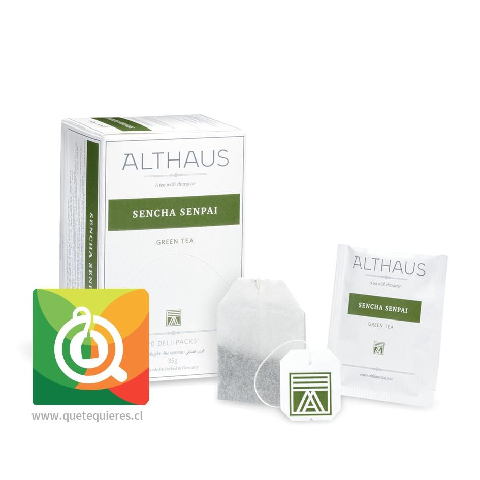 Althaus Té Verde Sencha Senpai- Image 2