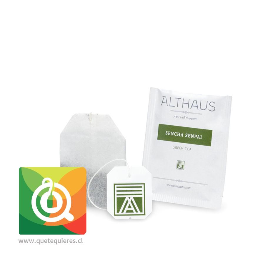 Althaus Té Verde Sencha Senpai- Image 3