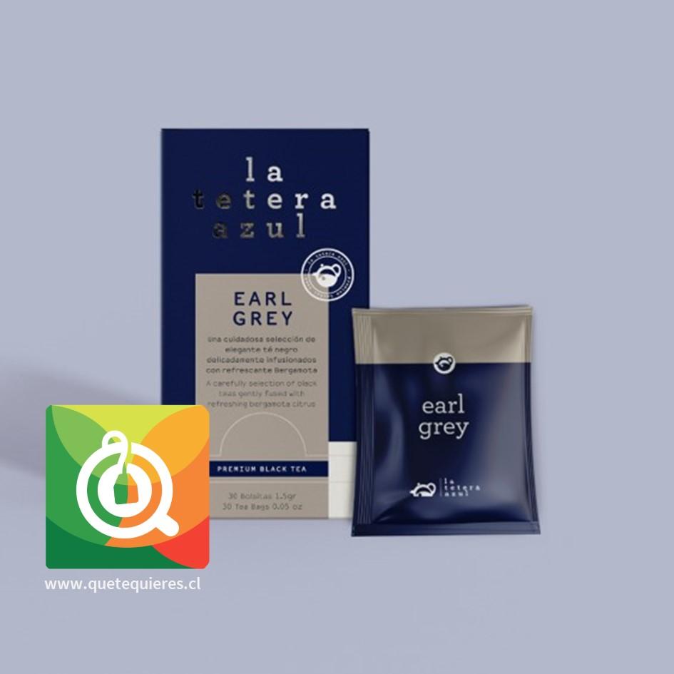 La Tetera Azul Té Earl Grey 30 x 1.5 gr- Image 2