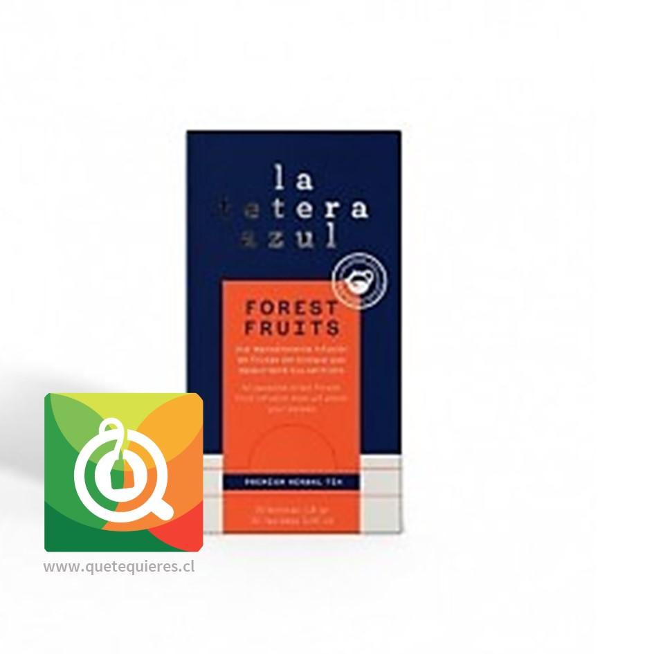 La Tetera Azul Infusión Frutos del Bosque - Forest Fruit 30 x 1.8 gr- Image 1