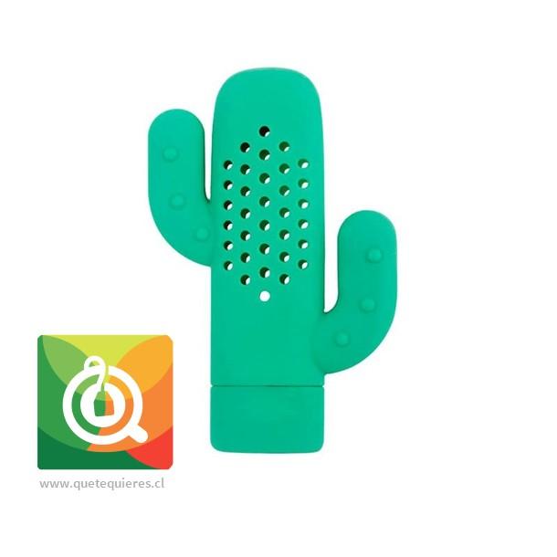 Kikkerland Infusor de té Cactus Grande- Image 1