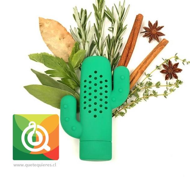 Kikkerland Infusor de té Cactus Grande- Image 2