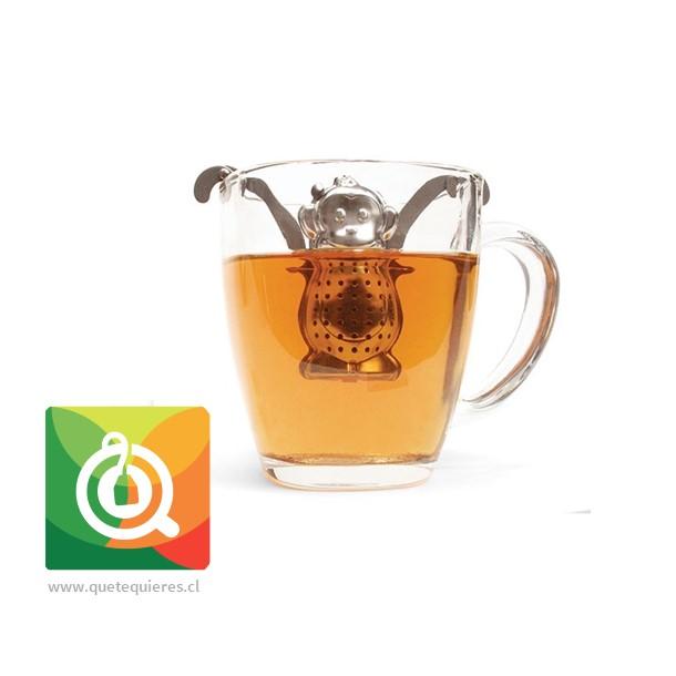 Kikkerland Infusor de té Mono - Monkey Tea Infuser- Image 2