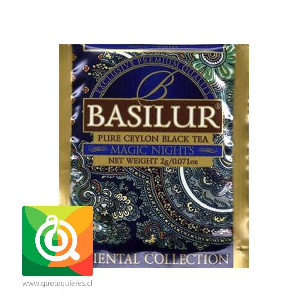 Basilur Té Negro Magic Nights - Oriental Colection- Image 2