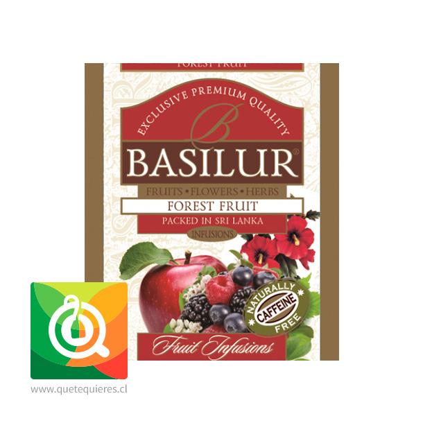 Basilur Infusión Frutos del Bosque - Forest Fruit- Image 2