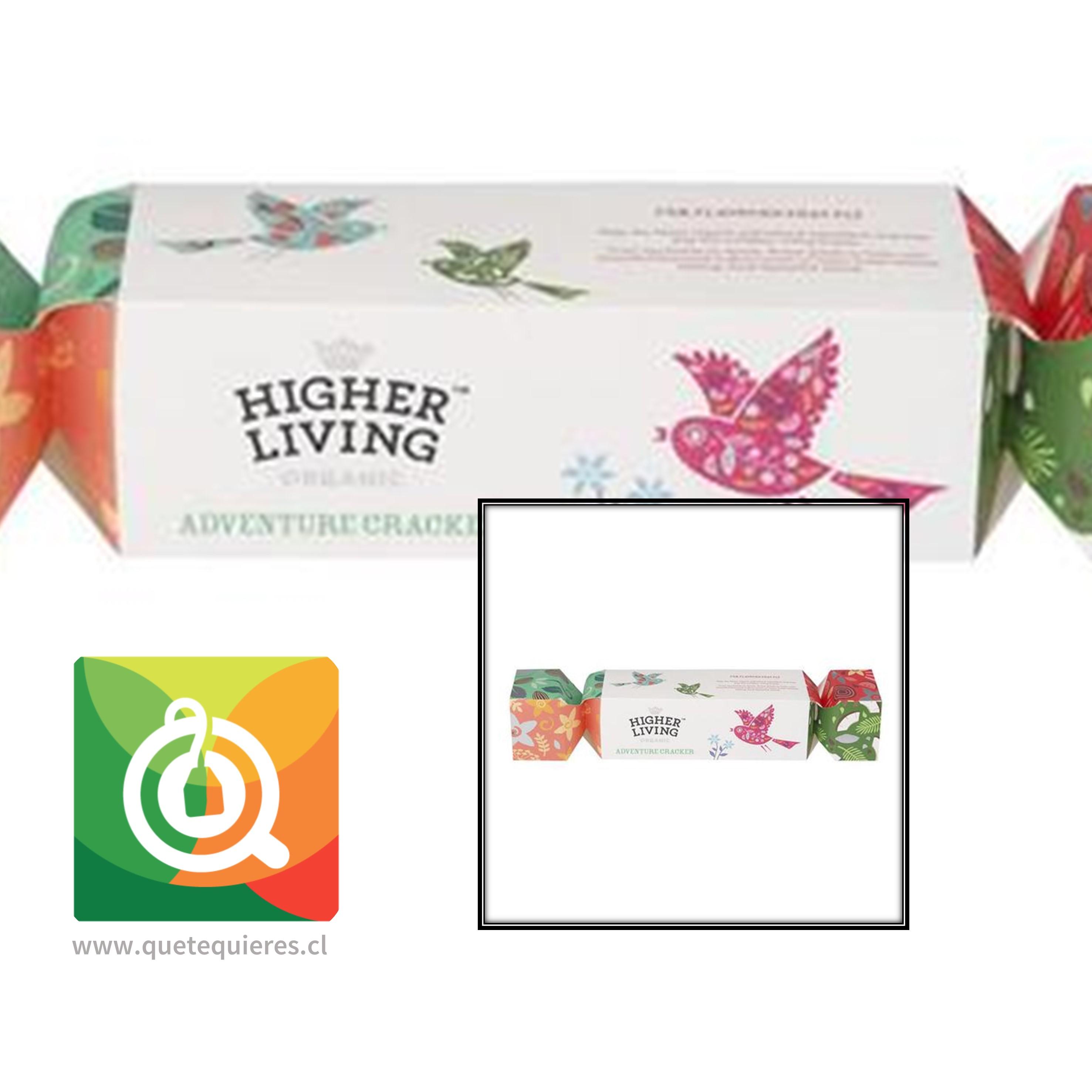 Higher Living Cajita de Regalo Diseño Dulce - Adventure Cracker