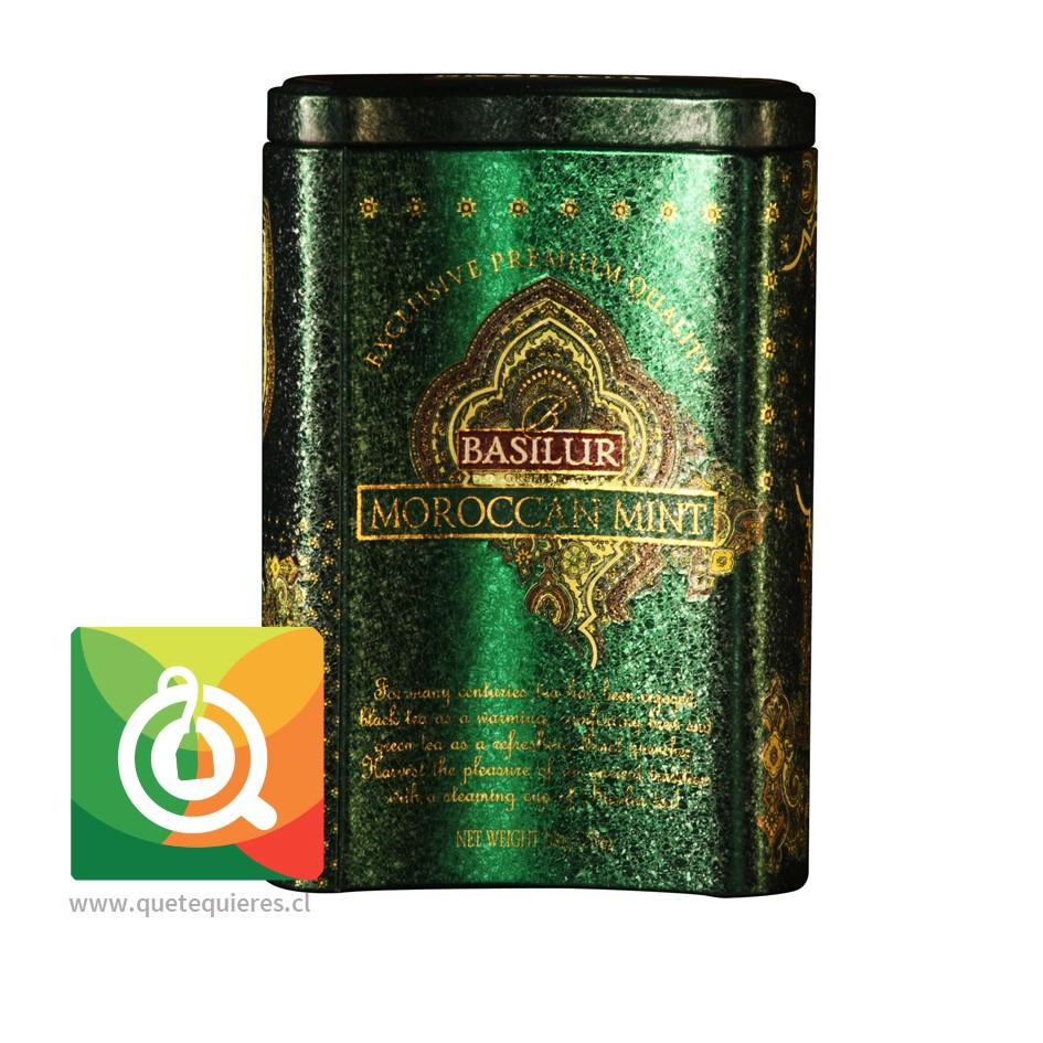 Basilur Lata Té Verde y Menta Marroquí - Oriental Colection Moroccan Mint- Image 3
