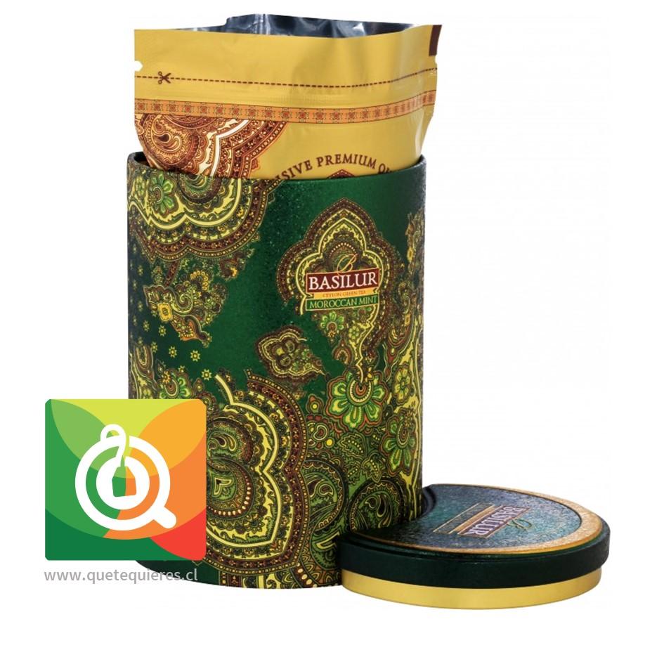 Basilur Lata Té Verde y Menta Marroquí - Oriental Colection Moroccan Mint- Image 2