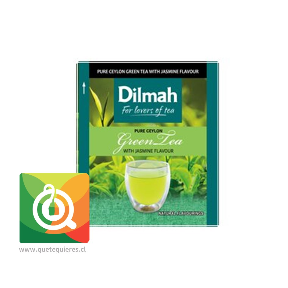 Té Dilmah Jazmin - Té Verde Jasmín