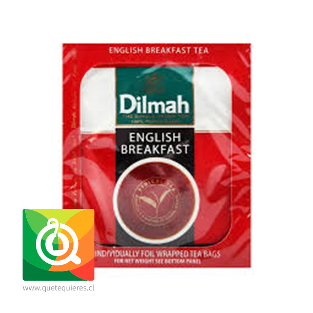 Dilmah Té Negro English Breakfast 10 bolsitas- Image 1