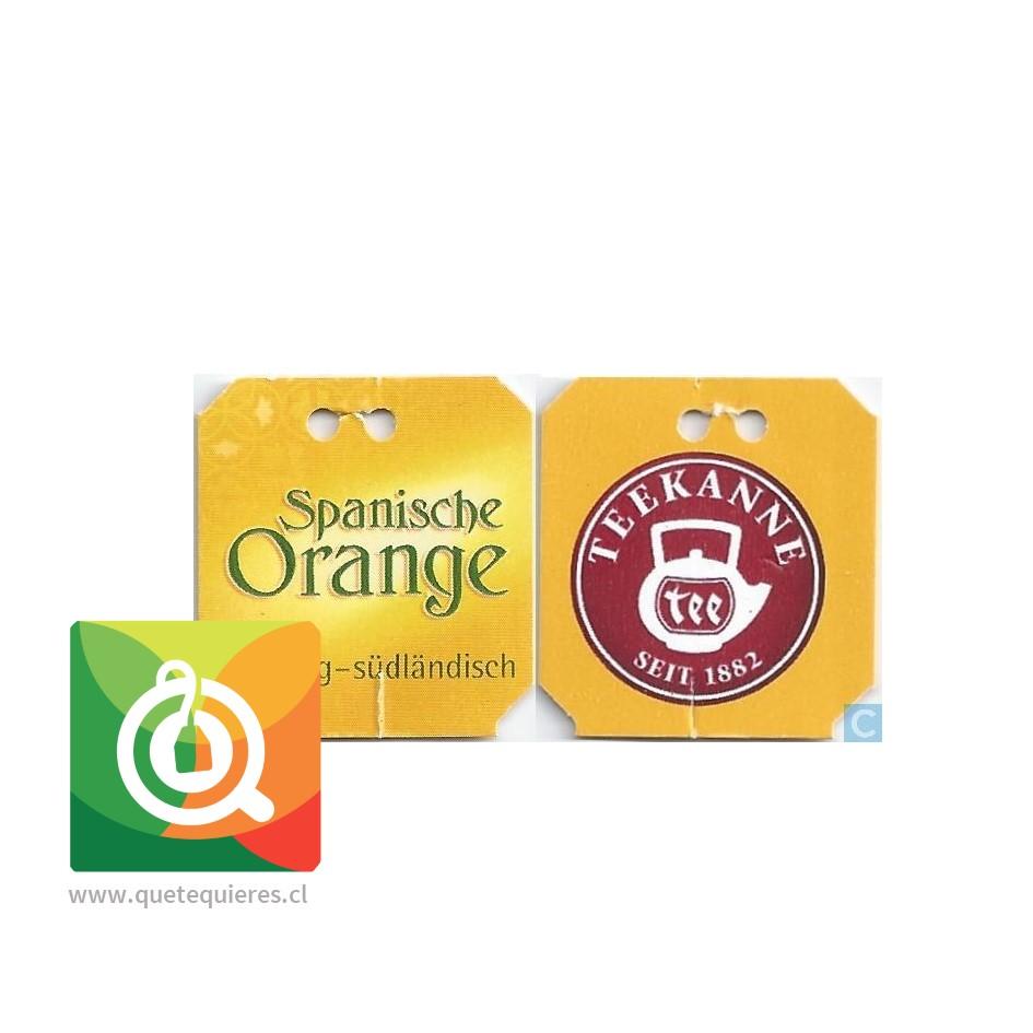 Teekanne Spanish Orange - Infusión de Naranja y Durazno - Image 3