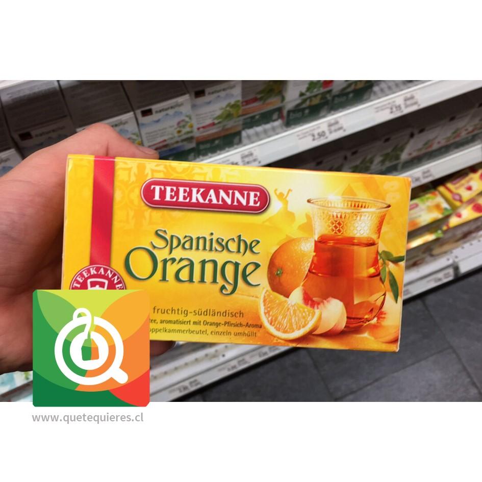 Teekanne Spanish Orange - Infusión de Naranja y Durazno - Image 5