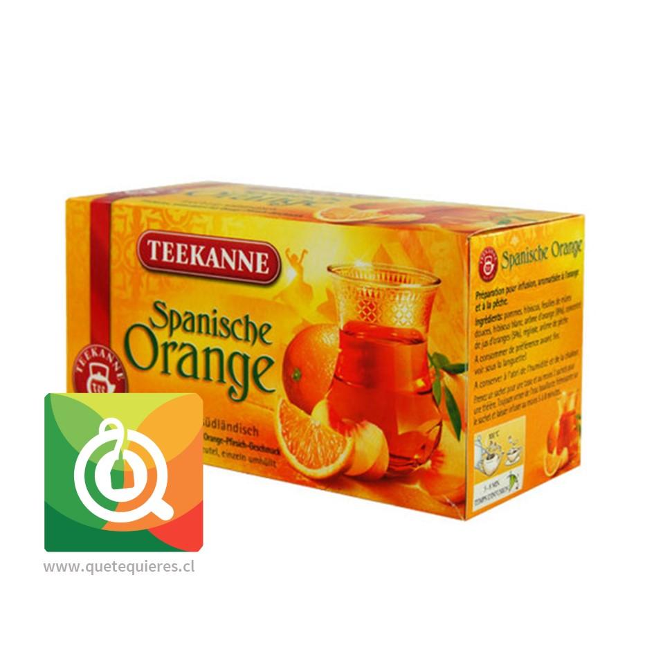 Teekanne Spanish Orange - Infusión de Naranja y Durazno - Image 2