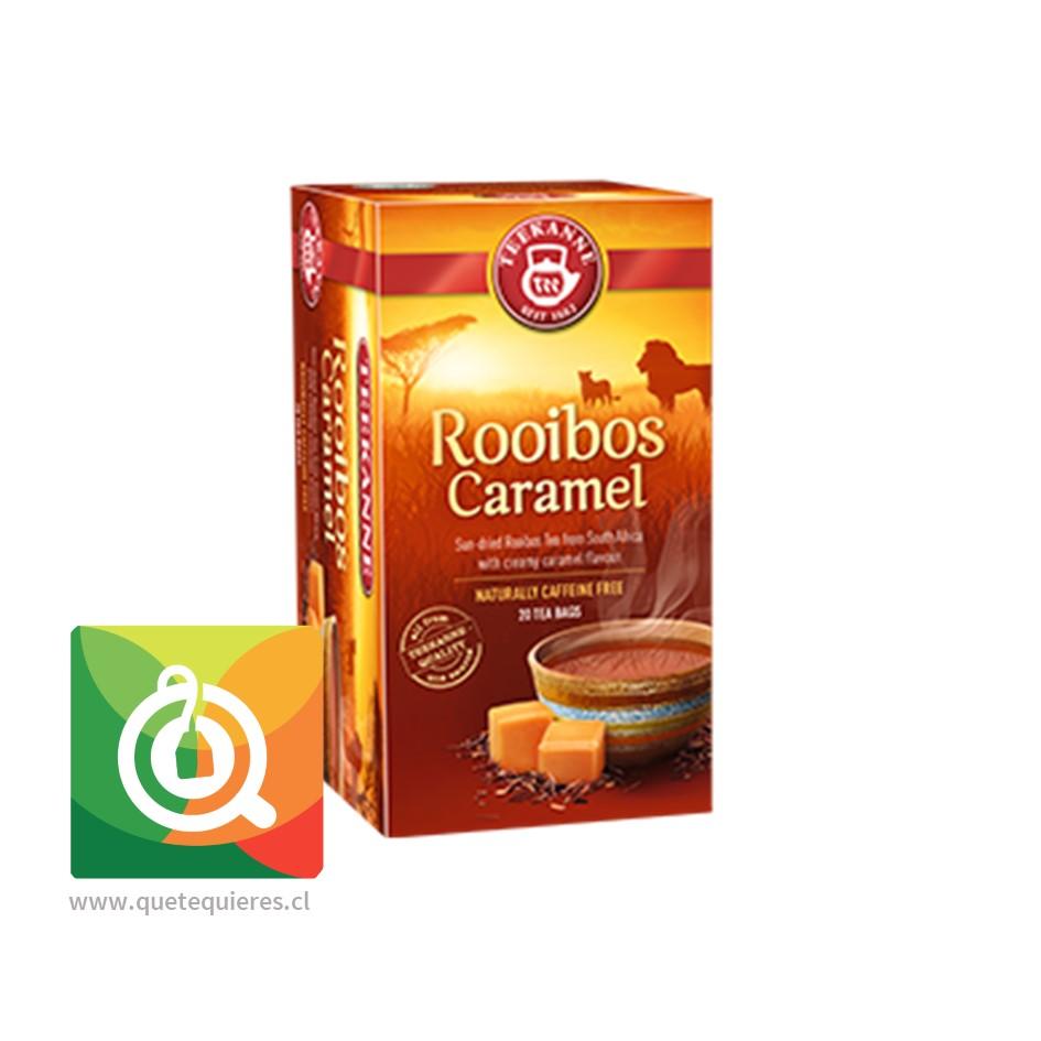 Teekanne RooibosCaramel - Infusión Rooibos Caramelo- Image 2