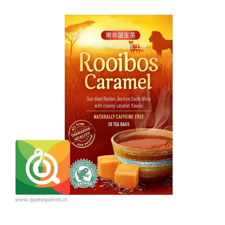 Teekanne RooibosCaramel - Infusión Rooibos Caramelo- Image 4
