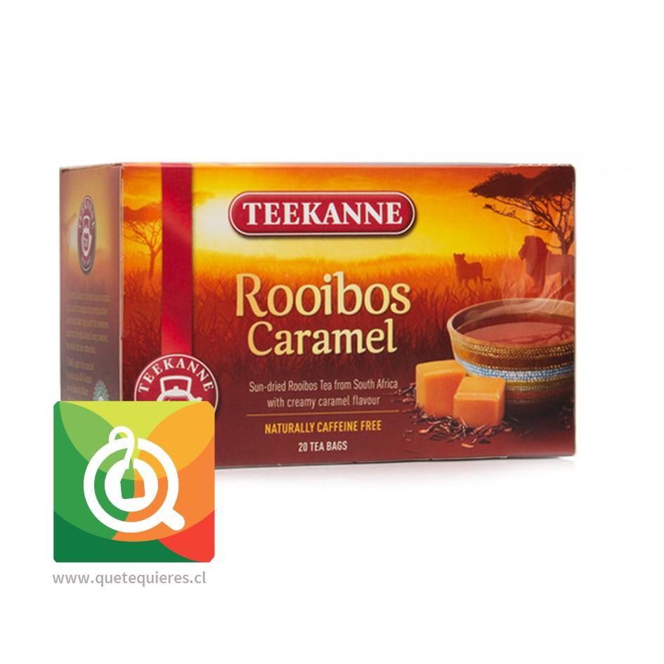 Teekanne RooibosCaramel - Infusión Rooibos Caramelo- Image 1