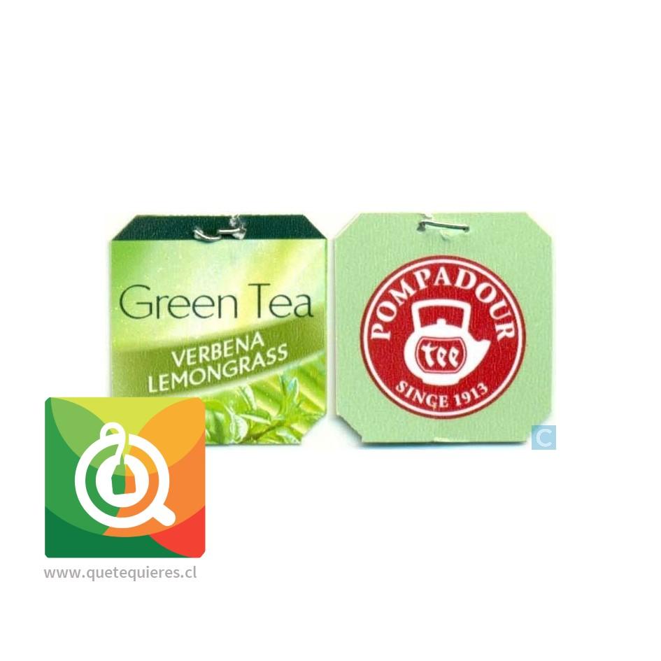 Teekanne Green Tea Verbena Lemongrass - Té Verde Cedrón y Hierba Limón- Image 3