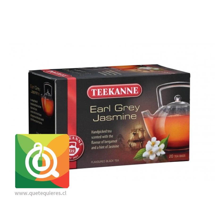 Teekanne Earl Grey Jasmine- Té Negro Bergamota y Jazmín- Image 1