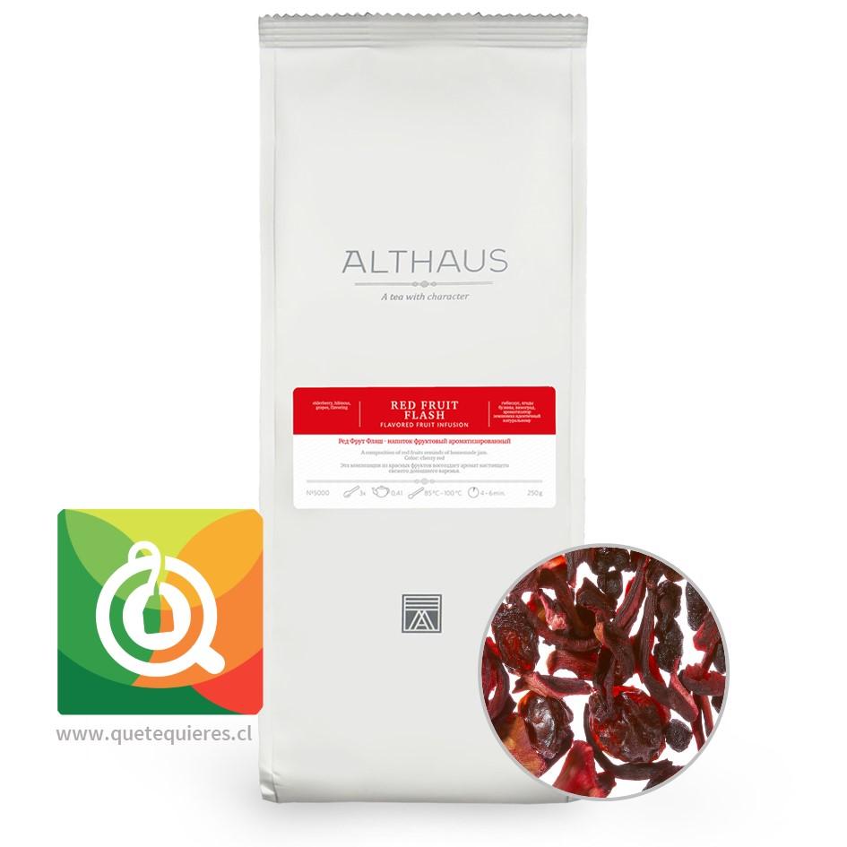 Althaus Infusión Red Fruit Flash - Infusión Berries 250 gr.- Image 1