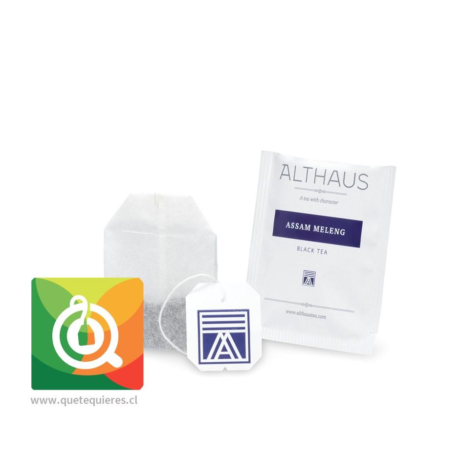Althaus Té Negro Assam Meleng - Image 3