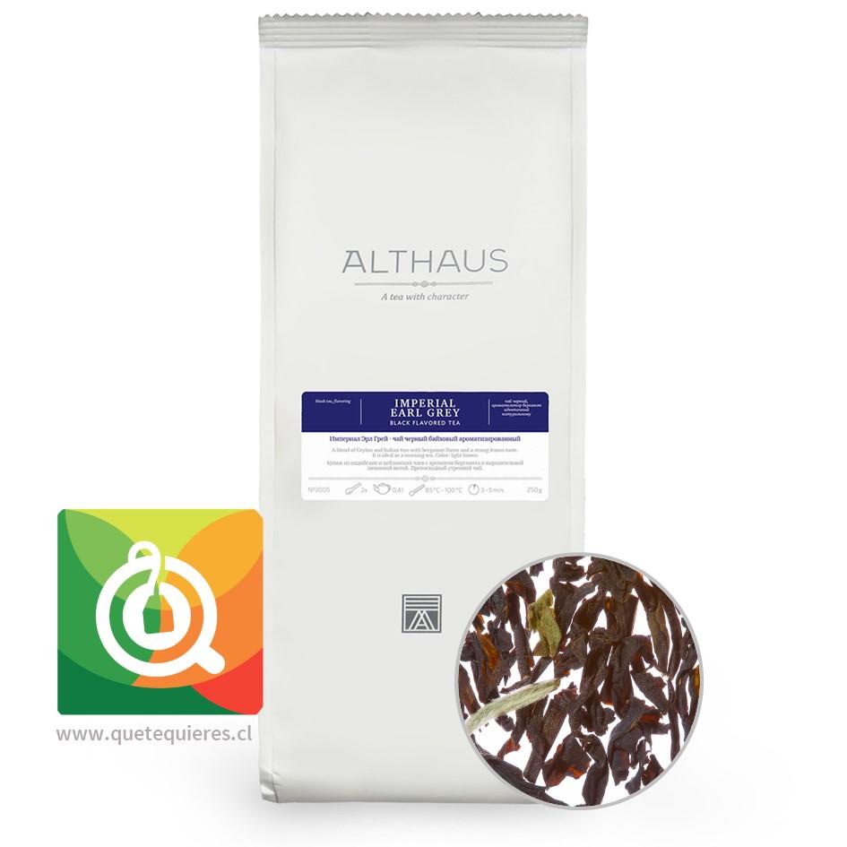 Althaus Té Negro Imperial Earl Grey - Bergamota 250 gr- Image 1