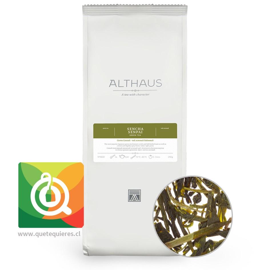 Althaus Té Verde Sencha Senpai 250 gr.- Image 1