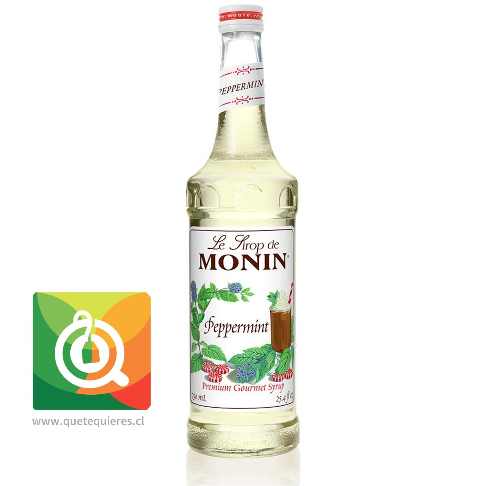 Monin Syrup Menta