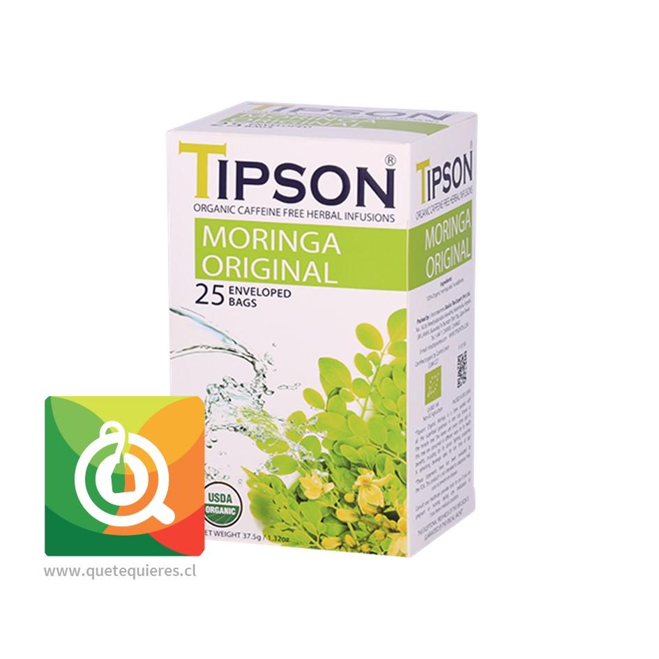 Tipson Infusión Orgánica Moringa Original- Image 1