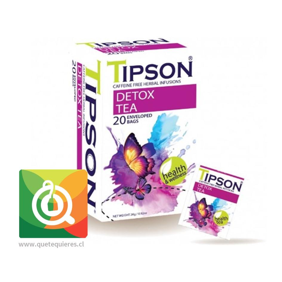 Tipson Infusión Detox - Desintoxicant