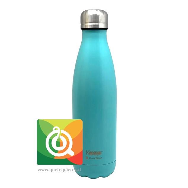 Keep Botella Térmica Colores - 500 ml. Turquesa
