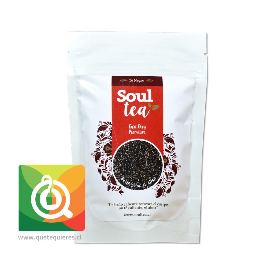 Soul Tea Té Negro Earl Grey Premium