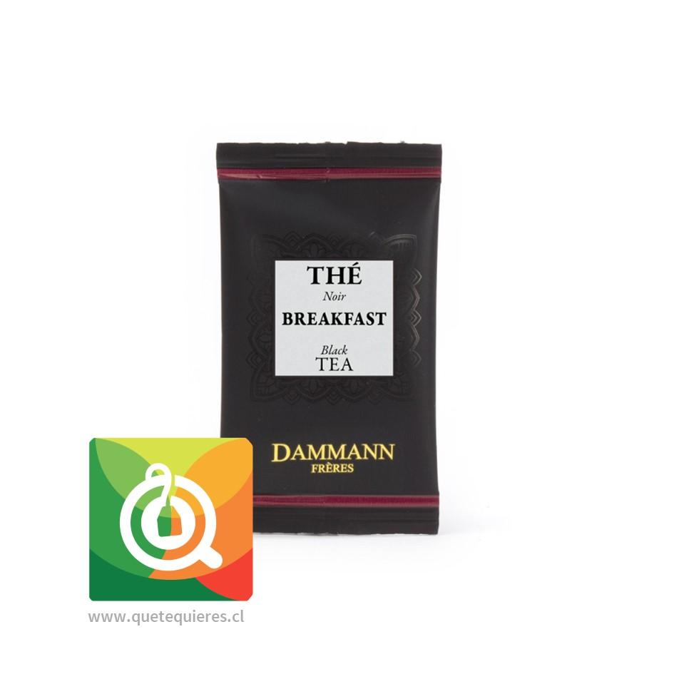Dammann Té Negro Breakfast 24 Sachets - Image 2
