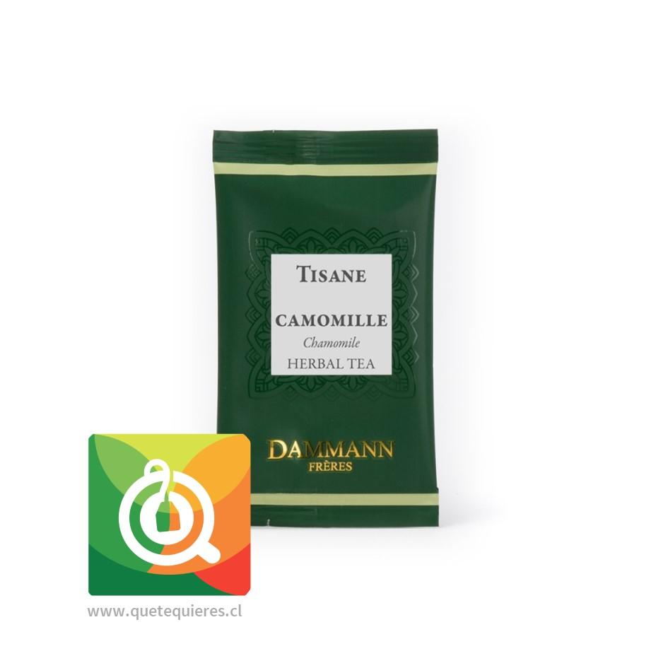 Dammann Infusión Manzanilla - Tisane Chamomille 24 Sachets - Image 2