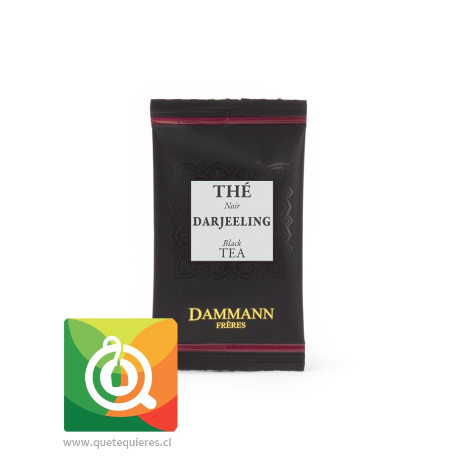 Dammann Té Darjeeling 24 Sachets - Image 2