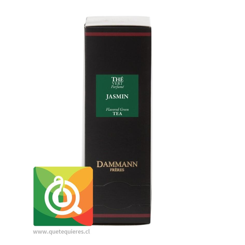 Dammann Té Verde Jazmín - Thé Vert Au Jasmin 24 Sachets - Image 1