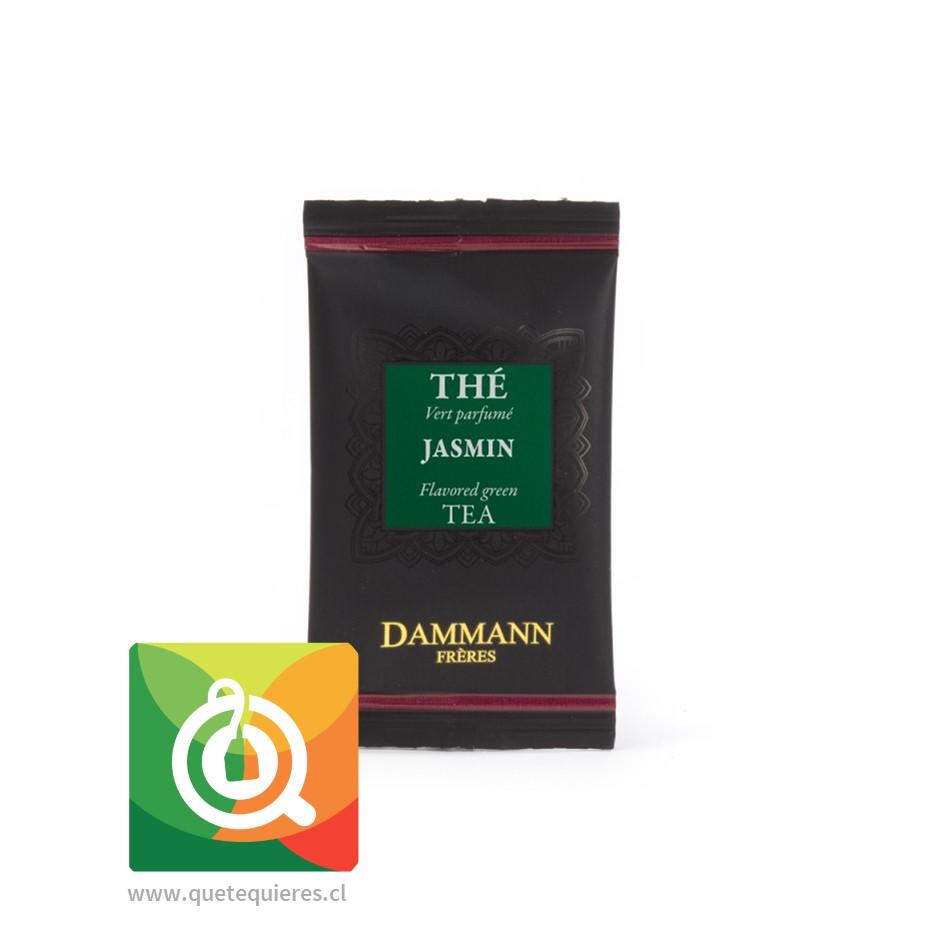 Dammann Té Verde Jazmín - Thé Vert Au Jasmin 24 Sachets - Image 2