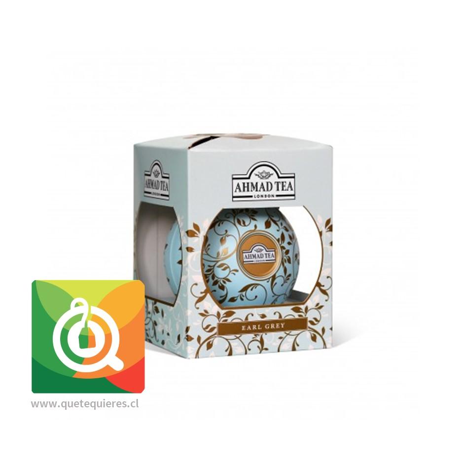 Bola Navidad - Tea Bauble Celeste (Earl Grey hoja 30 gr)- Image 1