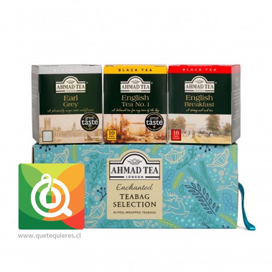 Ahmad Enchanted Teabag Selection (3 cajas10 un)