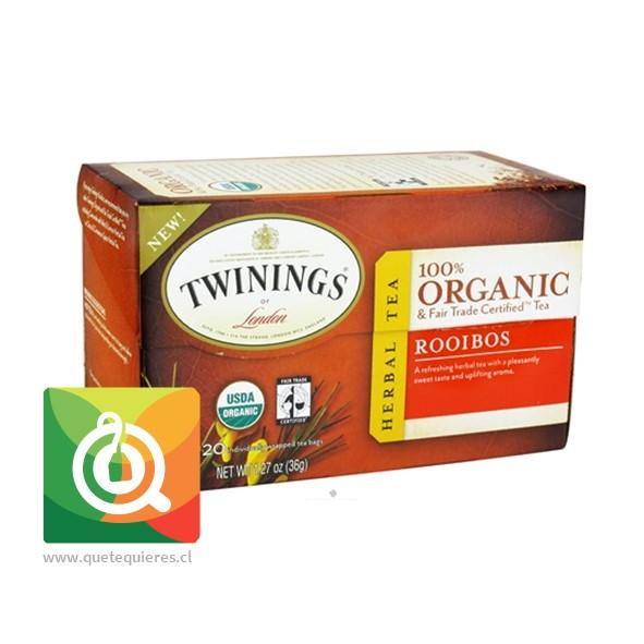 Twinings Infusión Rooibos Orgánico  - Image 2