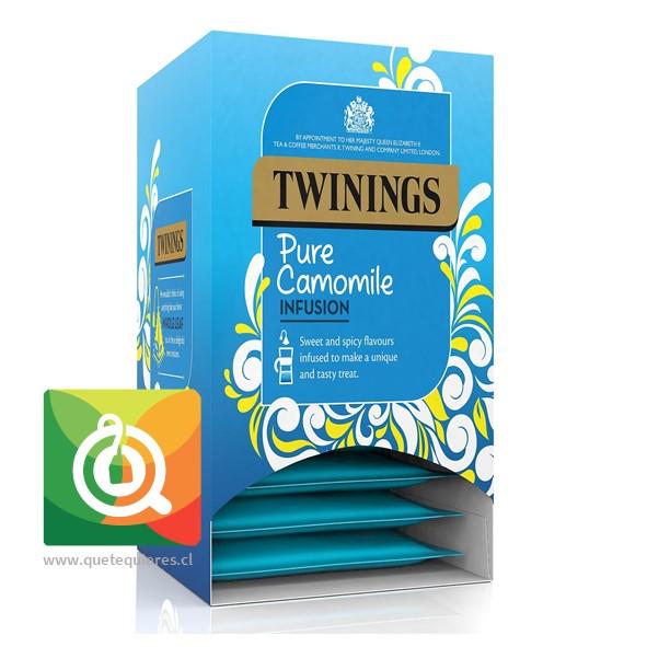Twinings Infusión Manzanilla 20 pirámides  - Image 2