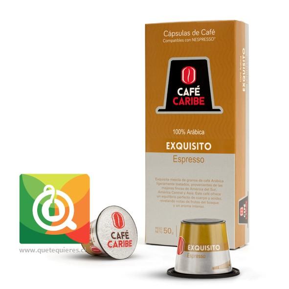 Café Caribe Capsula Café Exquisito - Espresso