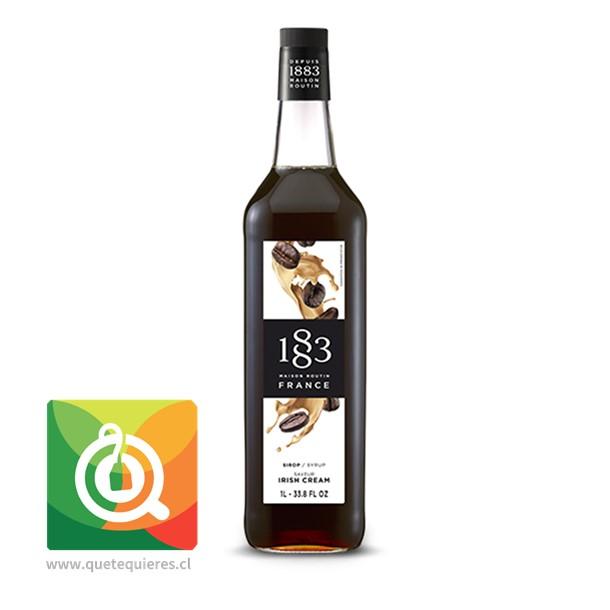 1883 Maison Routin Syrup Crema Irlandesa
