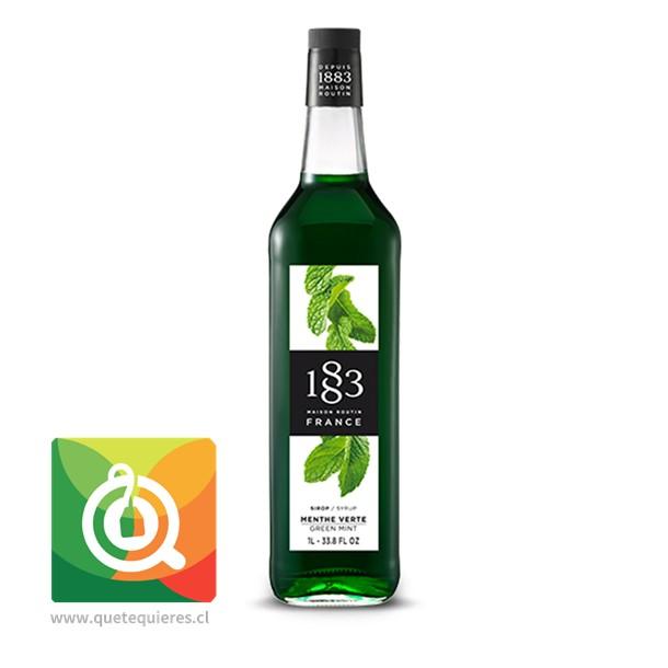 1883 Maison Routin Syrup Menta Verde