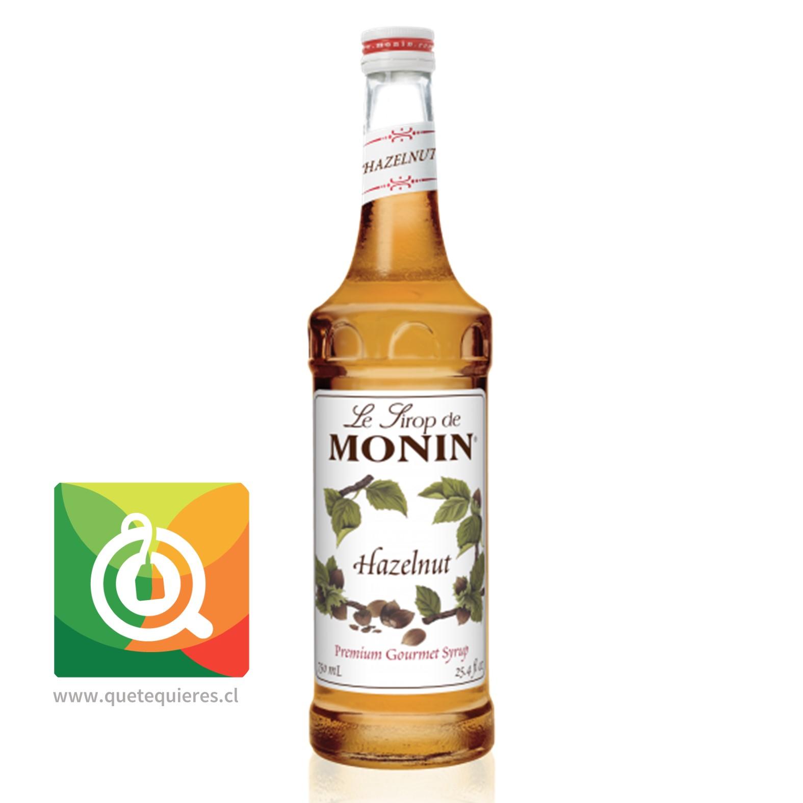 Monin Syrup Avellana- Image 1